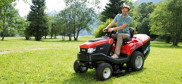 AL-KO - Zahradní traktory, sekačky, pily, sněhové frézy