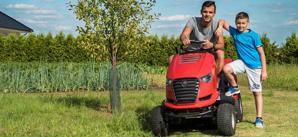 Zahradní traktory a příslušenství Seco Group