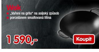 Weber Gourmet BBQ systém - Wok pánev