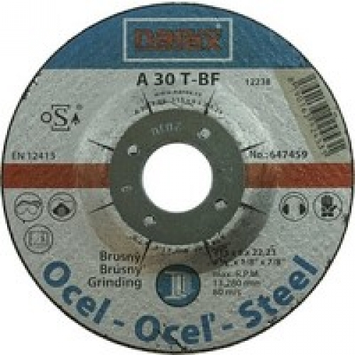Výrobek Brusný kotouč na ocel vypouklý Narex 115 00647459