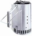 Výrobek Weber starter set DISPLAY (Rapid fire + 2kg briket Weber + podpalovač)