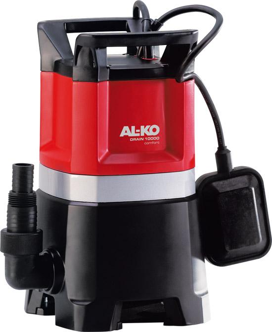 Výrobek Kalové ponorné čerpadlo AL-KO Drain 10000 Comfort + ZDARMA DOPRAVA !