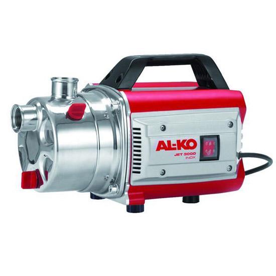Výrobek Zahradní čerpadlo AL-KO JET 3000 INOX Classic (povrchové) - SLEVA + ZDARMA doprava !