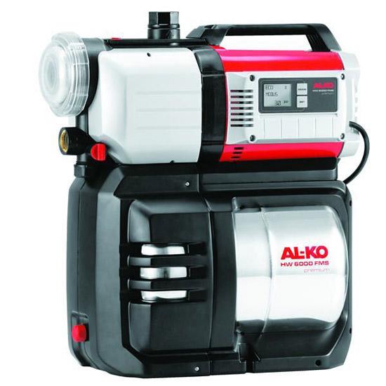 Výrobek Domácí vodárna AL-KO HW 6000 FMS Premium s digitálním displejem + ZDARMA doprava !