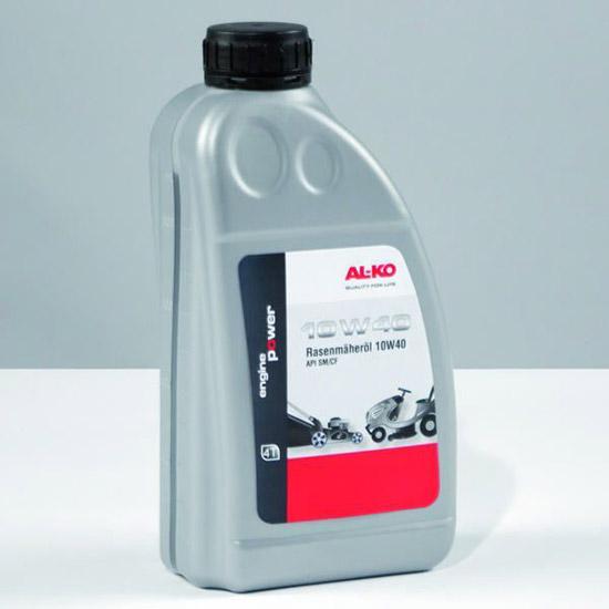 Výrobek Vysoce kvalitní olej AL-KO 10W-40 1L polosyntetický