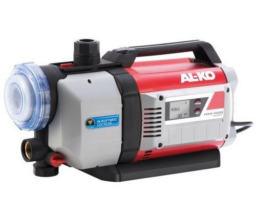 Výrobek Automatická vodárna AL-KO HWA 4500 Comfort (vodní automat) - SLEVA + ZDARMA doprava !