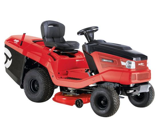 Výrobek Zahradní traktor SOLO by AL-KO T 18-95.5 HD (motor Briggs INTEK 4175 series) Made in Austria
