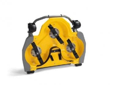 Výrobek Stiga sekací mulčovací hlava 110 Combi Pro EL (elektrické ovládání)