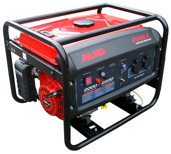 Výrobek Generátor AL-KO 2500-C (elektrocentrála) - mega SLEVA + ZDARMA DOPRAVA !