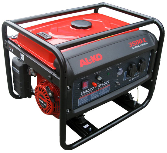 Výrobek Generátor AL-KO 3500-C (elektrocentrála) + ZDARMA DOPRAVA !