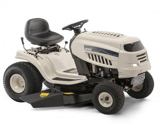 Výrobek Zahradní traktor MTD DL 96 H s hydrostatickou převodovkou (boční výhoz trávy) + ZDARMA nárazník nebo doprava !