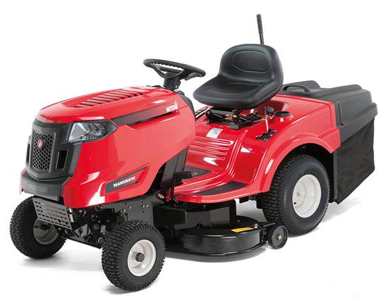 Výrobek MTD SMART RE 125 zahradní traktor se zadním výhozem - MEGA SLEVA + ZDARMA DOPRAVA + adaptér na radlici !