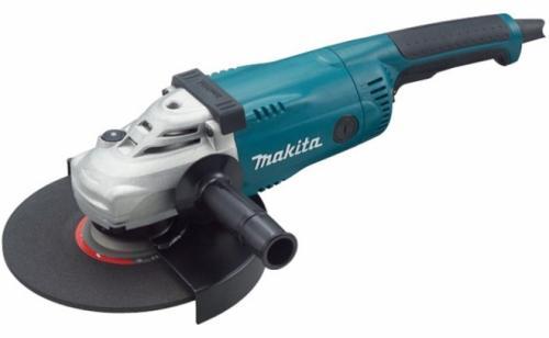 Výrobek Úhlová bruska Makita GA 7030 RF01 s elektronikou 180mm,2400W