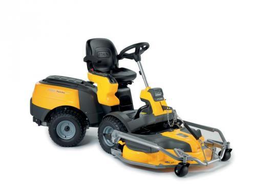 Výrobek Zahradní rider Stiga Park Pro 340 IX 4WD motor B&S Vanguard 18 HP (cena bez sečení) + ZDARMA DOPRAVA !