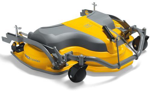 Výrobek  Sekací hlava 100 Combi 3 EL na rider Stiga Park 4WD (elektrické ovládání, 3 nože)
