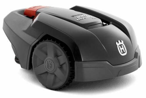 Výrobek Husqvarna Automower 105 automatická robotická sekačka + povrchová instalace ZDARMA !