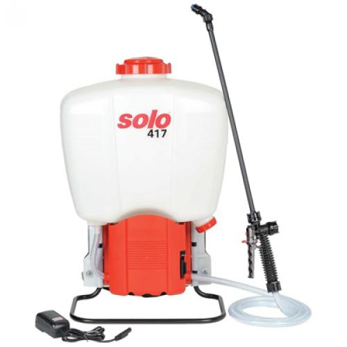 Výrobek Solo 417 18L akumulátorový zádový postrikovač COMFORT