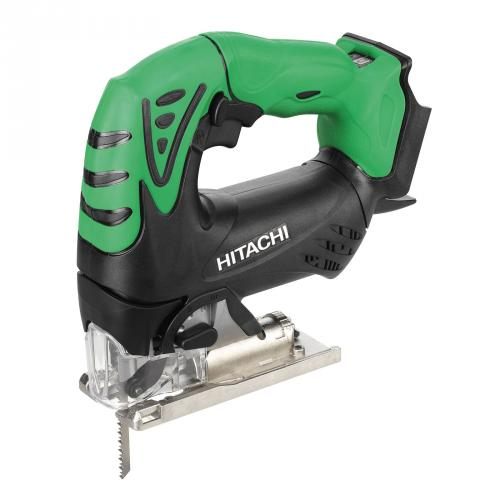 Výrobek Aku přímočará pila Hitachi CJ 14 DSL bez baterie a nabíječky