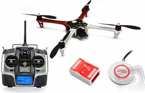Výrobek Dron DJI F450 ARF kit kvadrokoptéra