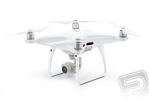 Kvadrokoptéry a drony