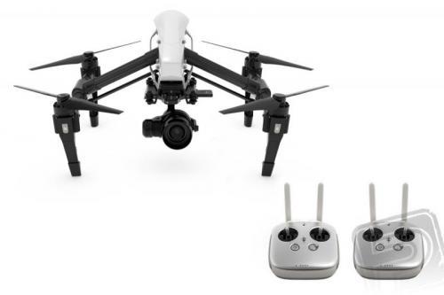 Výrobek Dron DJI Inspire 1 RAW se dvěma ovladači