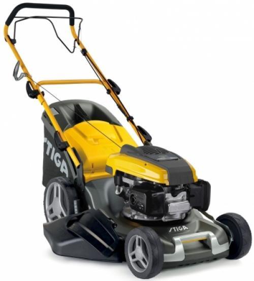 Výrobek Benzínová sekačka na trávu Stiga Combi 55 SQH motorem Honda 160 (s pojezdem) + doprava ZDARMA !