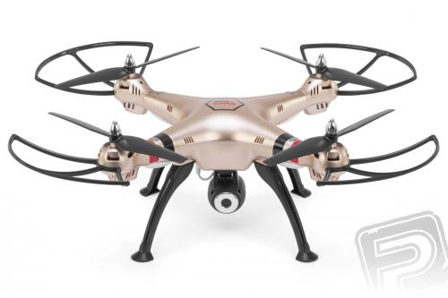 Výrobek Dron Syma X8HW 4 kvadrokoptéra RTF - SKLADEM + doprava ZDARMA !