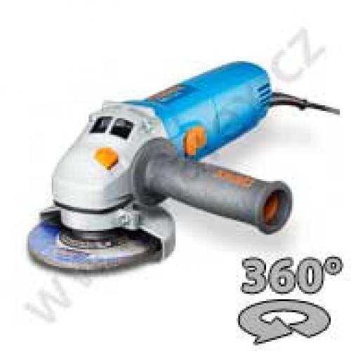 Výrobek Lehká a obratná úhlová bruska Narex EBU 115-9