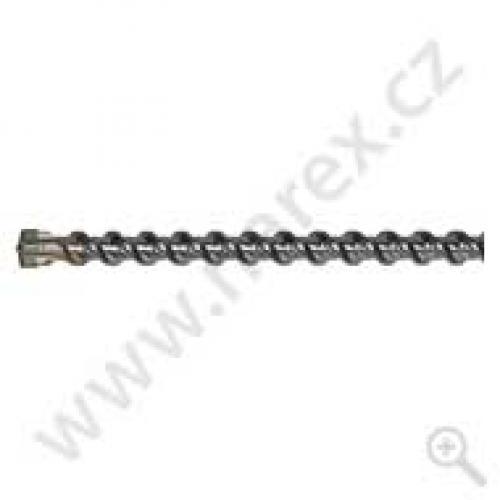 Výrobek Vrták do betonu Narex 30×400/450 SDS-plus ZENTRO čtyřbřitý 00648625