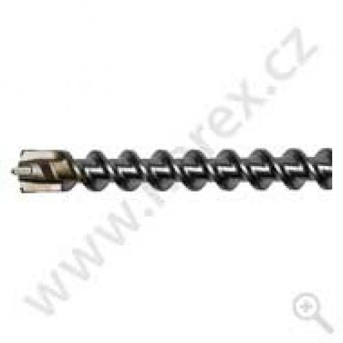 Výrobek Vrták do betonu Narex 24×400/520 SDS-max ZENTRO čtyřbřitý