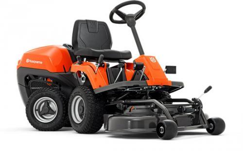 Zahradní rider Husqvarna R 115 C (cena včetně sečení) - nový stroj MEGA SLEVA + ZDARMA DOPRAVA !
