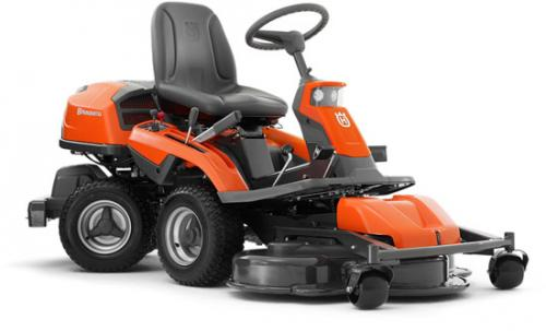 Výrobek Husqvarna rider R 316 TXs AWD (motorová jednotka bez sečení) - ZDARMA DOPRAVA !