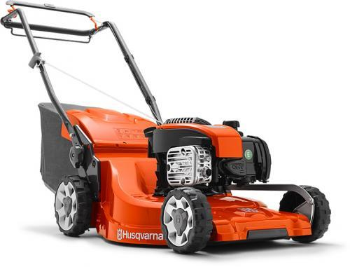 Husqvarna LC 247 SP benzínová zahradní sekačka na trávu s pojezdem - letní AKCE - SLEVA !!!