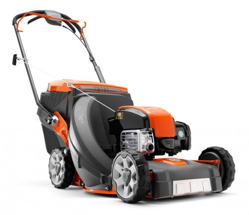 Výrobek Husqvarna LC 348 V benzínová zahradní sekačka na trávu s pojezdem - jarní AKCE - SLEVA !!!