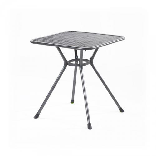 Výrobek MWH Tavio 70 - malý stůl z tahokovu 70 x 70 x 74 cm
