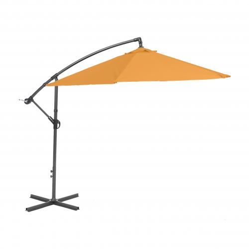 Výrobek Creador Miami - boční slunečník 2,7 m (oranžový)