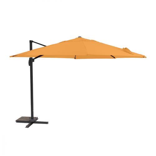 Výrobek Creador Roma - boční slunečník 3,5 m (oranžový)