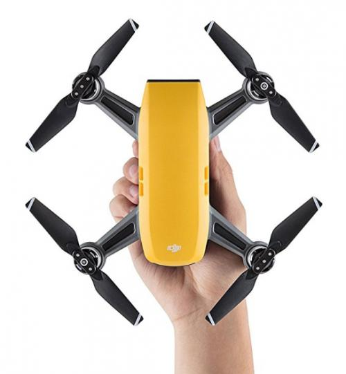 Výrobek Dron DJI - Spark (Sunrise Yellow version)