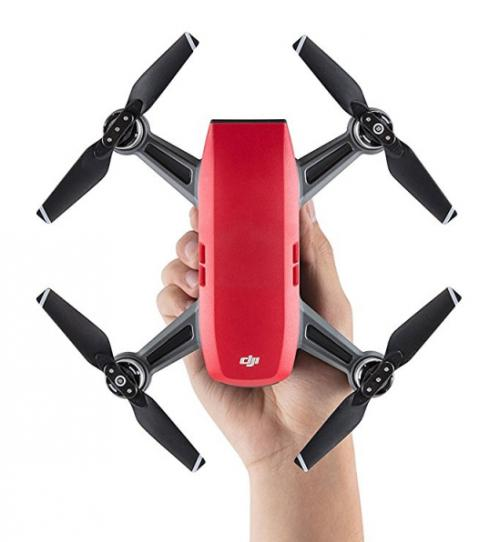 Výrobek Dron DJI - Spark (Lava Red version)