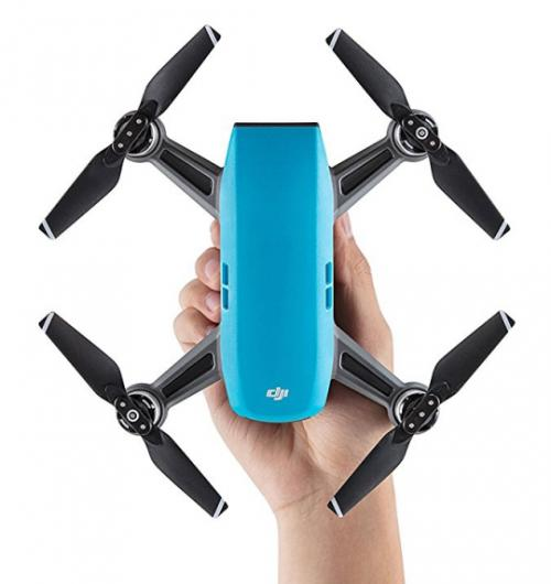 Výrobek Dron DJI - Spark (Sky Blue version)