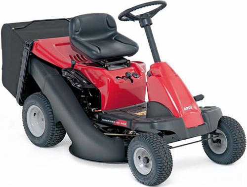 Výrobek Minirider MTD SMART 60 RDE (mini traktor) s košem a elektrostartérem - SLEVA + ZDARMA doprava !