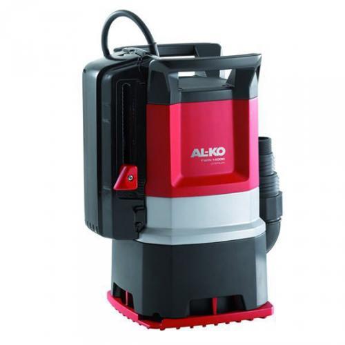 Výrobek Kombinované ponorné čerpadlo AL-KO Twin 14000 Premium s integrovaným plovákovým spínačem - AKCE - SLEVA !
