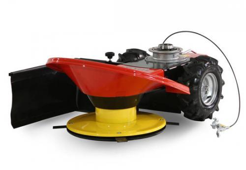 Výrobek Vari BDR-650R bubnová sekačka (pro dvoutaktní i čtyřtaktní motory), šíře záběru 62 cm, spojka ROBIX, vhodné pro PJ Robix