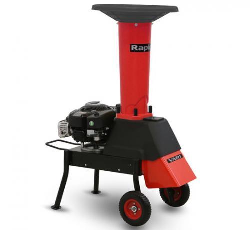Vari RAPIDO PLUS drtič zahradního odpadu (šnekový štěpkovač) s motorem Briggs and Stratton 850 Series - AKCE - mega SLEVA !