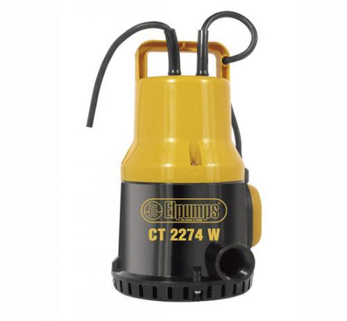 Výrobek Elpumps CT 2274 W univerzální ponorné čerpadlo na čistou vodu + ZDARMA doprava !