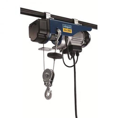 Výrobek Scheppach HRS 250 - lanový naviják elektrický