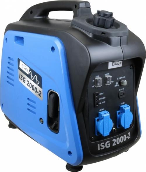 Výrobek Invertorový generátor ISG 2000-2 GÜDE