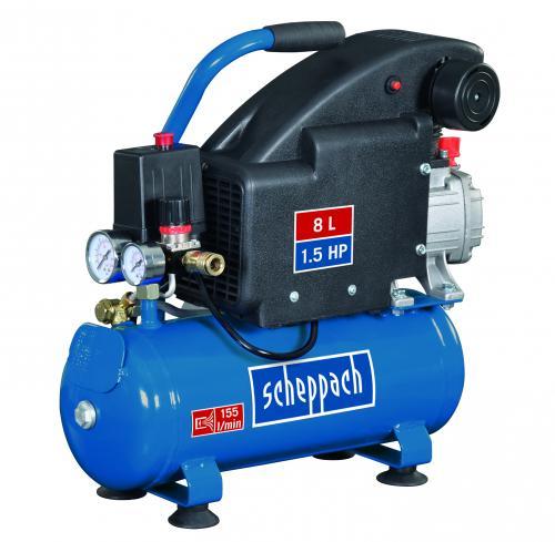 Výrobek Scheppach HC 08 - olejový kompresor + ZDARMA doprava !