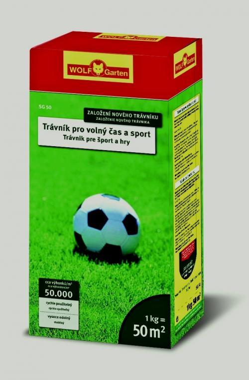 Výrobek WOLF-Garten SG 50 - osivo pro sport a hry, 1kg
