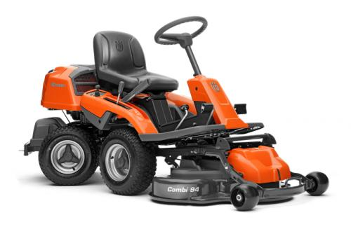 Výrobek Husqvarna rider R 216T AWD (motorová jednotka bez sečení) SLEVA + ZDARMA DOPRAVA !
